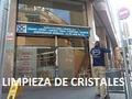 LIMPIEZA DE CRISTALES EN ESPLUGUES DE LLOBREGAT